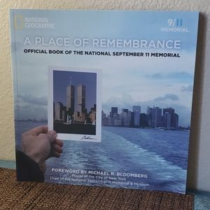 September 11, National Geographic Memorial Book